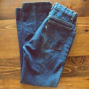 Levi's | High-rise Vintage Jeans